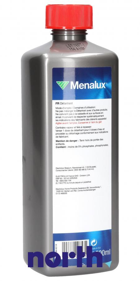 Odkamieniacz 500ml do żelazka Menalux 9000848219,1