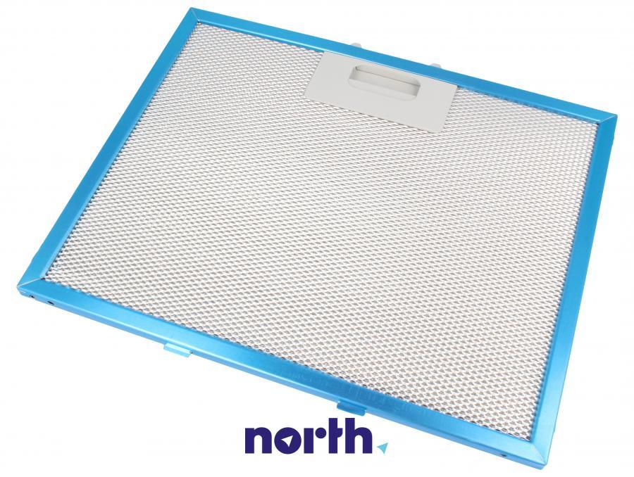 Filtr przeciwtłuszczowy kasetowy 25.7x21.7cm do okapu Whirlpool 481248058332,0