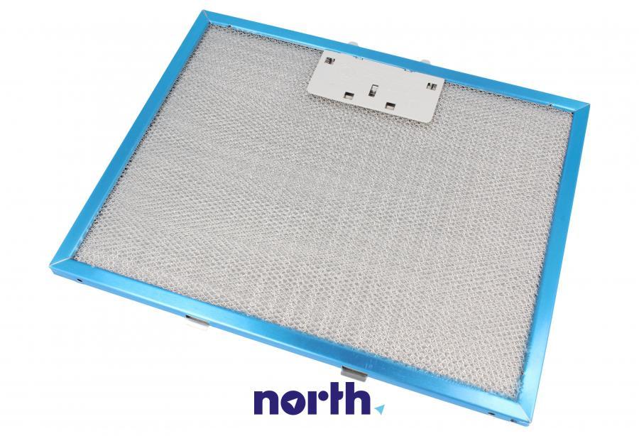 Filtr przeciwtłuszczowy kasetowy 25.7x21.7cm do okapu Whirlpool 481248058332,2