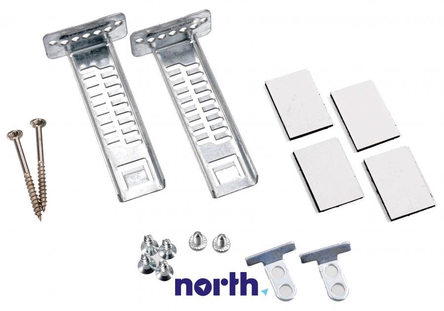 Zestaw montażowy drzwi oraz cokołu pod zabudowę do zmywarki Bosch 00422858,0