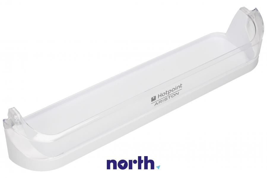Półka środkowa na drzwi chłodziarki do lodówki Indesit 482000023200,0