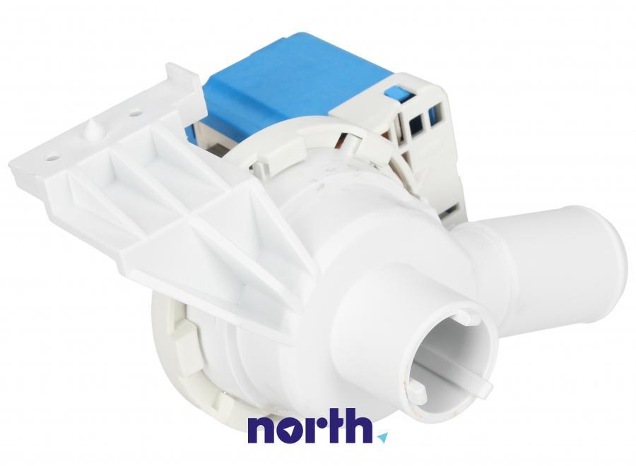 Pompa odpływowa kompletna (silnik + obudowa) do pralki Carma,0