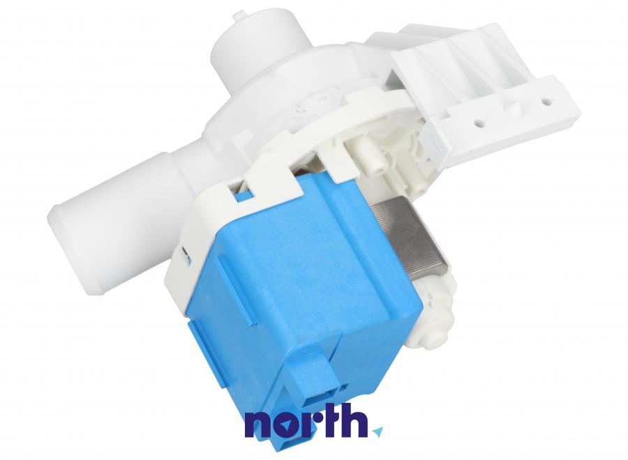 Pompa odpływowa kompletna (silnik + obudowa) do pralki Carma,1