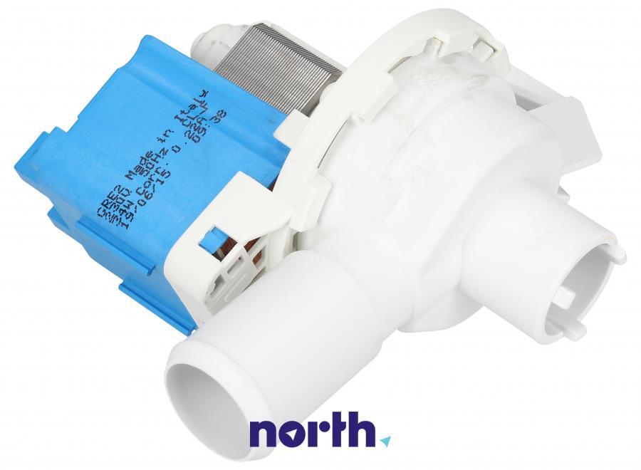 Pompa odpływowa kompletna (silnik + obudowa) do pralki Carma,2