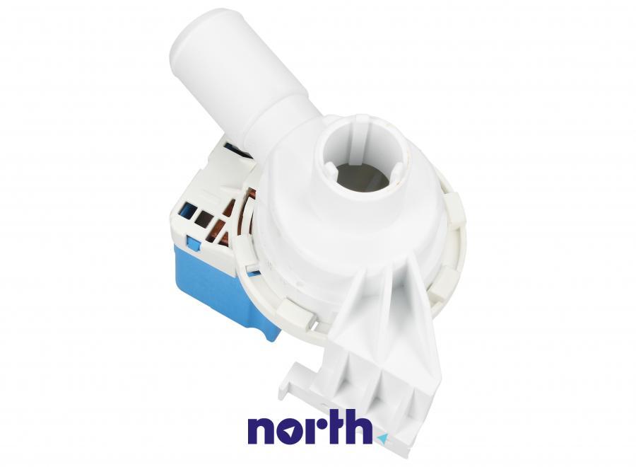 Pompa odpływowa kompletna (silnik + obudowa) do pralki Carma,3