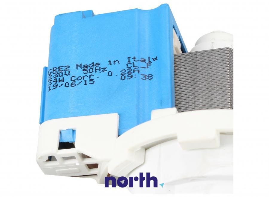 Pompa odpływowa kompletna (silnik + obudowa) do pralki Carma,4