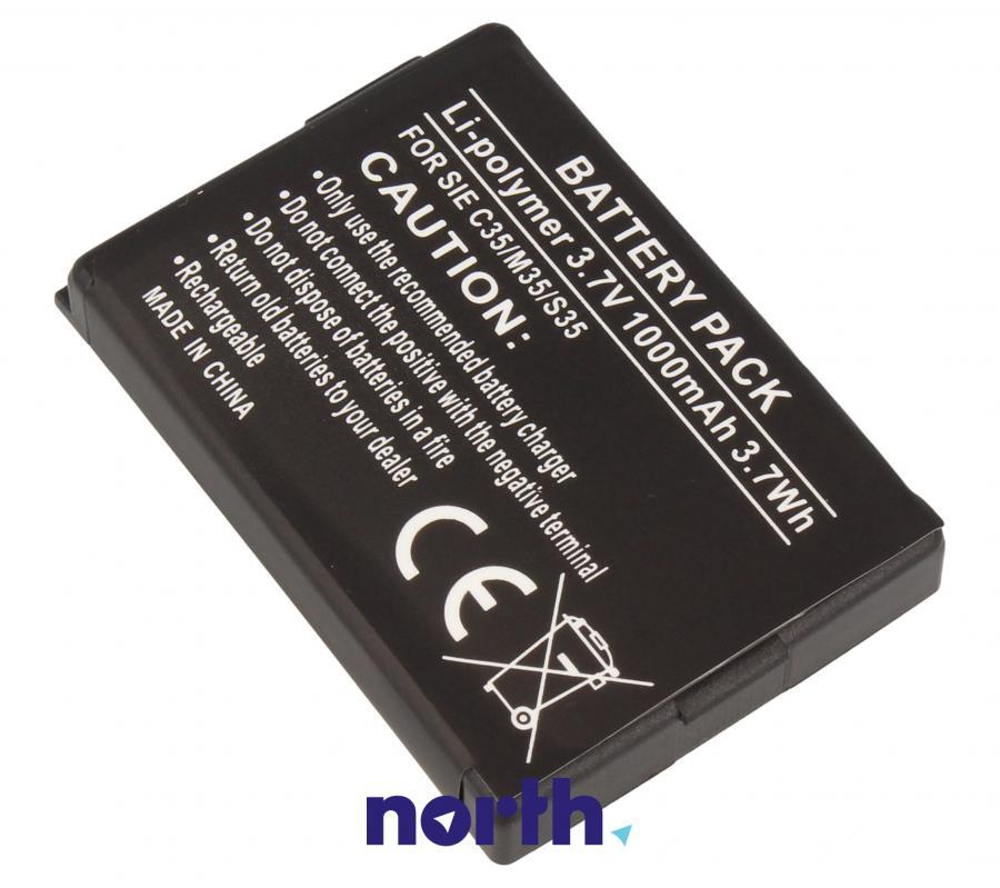 Bateria do smartfona Siemens GSMA36162,0
