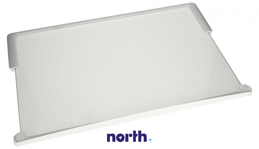 Półka szklana z ramkami do komory chłodziarki do lodówki Liebherr 929353400,1