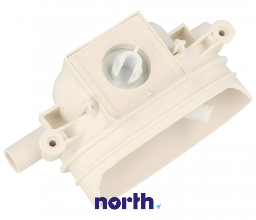 Dysza połączeniowa węża (elektrozawór-dozownik) do pralki Whirlpool 481252648122,2