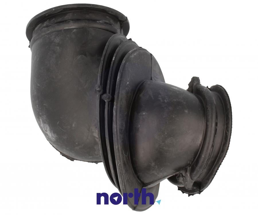 Wąż połączeniowy (dozownik-bęben) do pralki Zanussi 1260590003,1