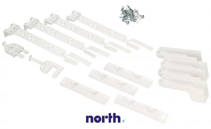 Zestaw montażowy do lodówki Bosch 00491367,1