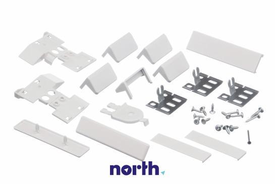 Zestaw montażowy do lodówki Bosch 00491368,1