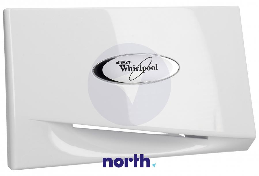 Front szuflady na proszek do pralki Whirlpool 481249818649,0