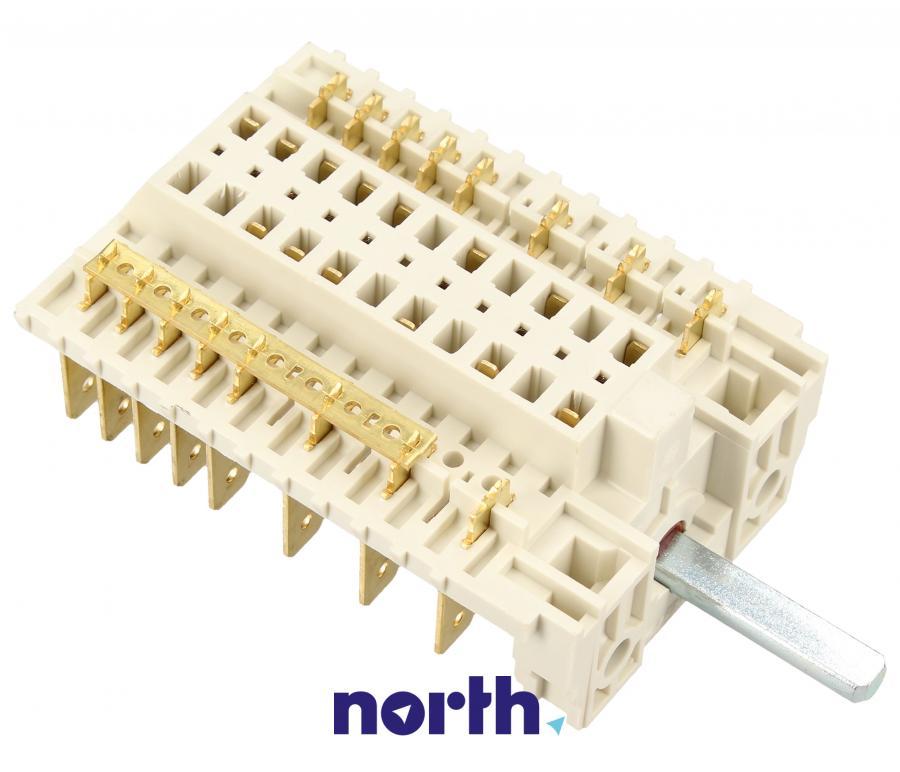 Przełącznik impulsowy funkcji do piekarnika Indesit C00114510,2