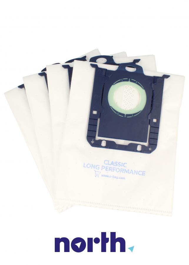 Worki S-Bag Classic Long Performance FC8021/03 4szt. do odkurzacza Electrolux,2
