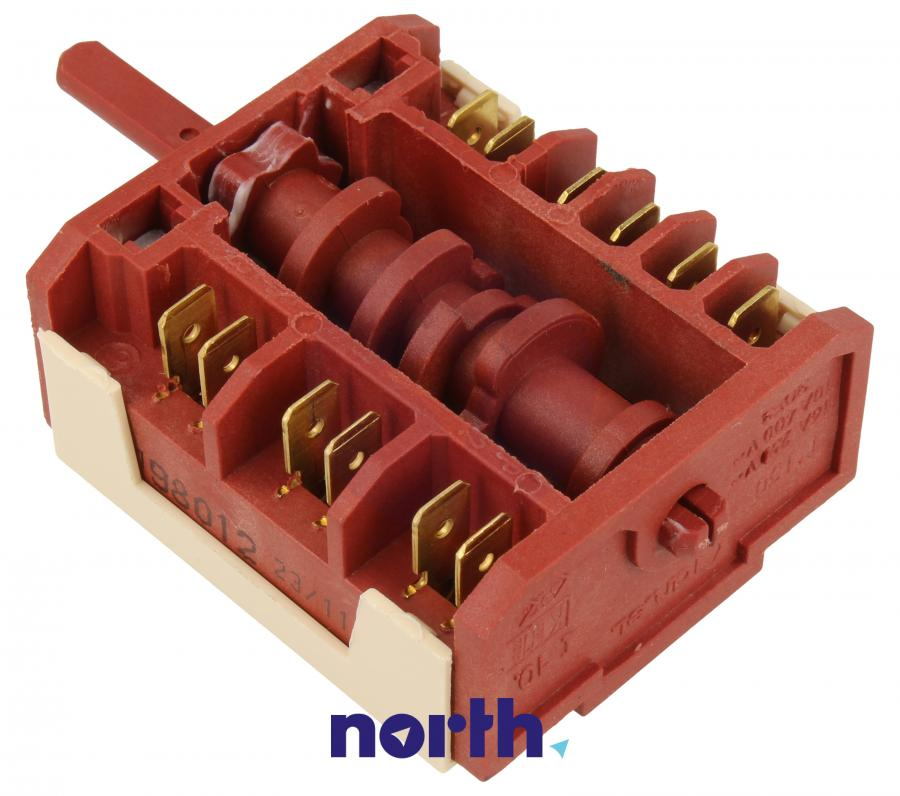 Przełącznik impulsowy funkcji do piekarnika REX 3581980129,1