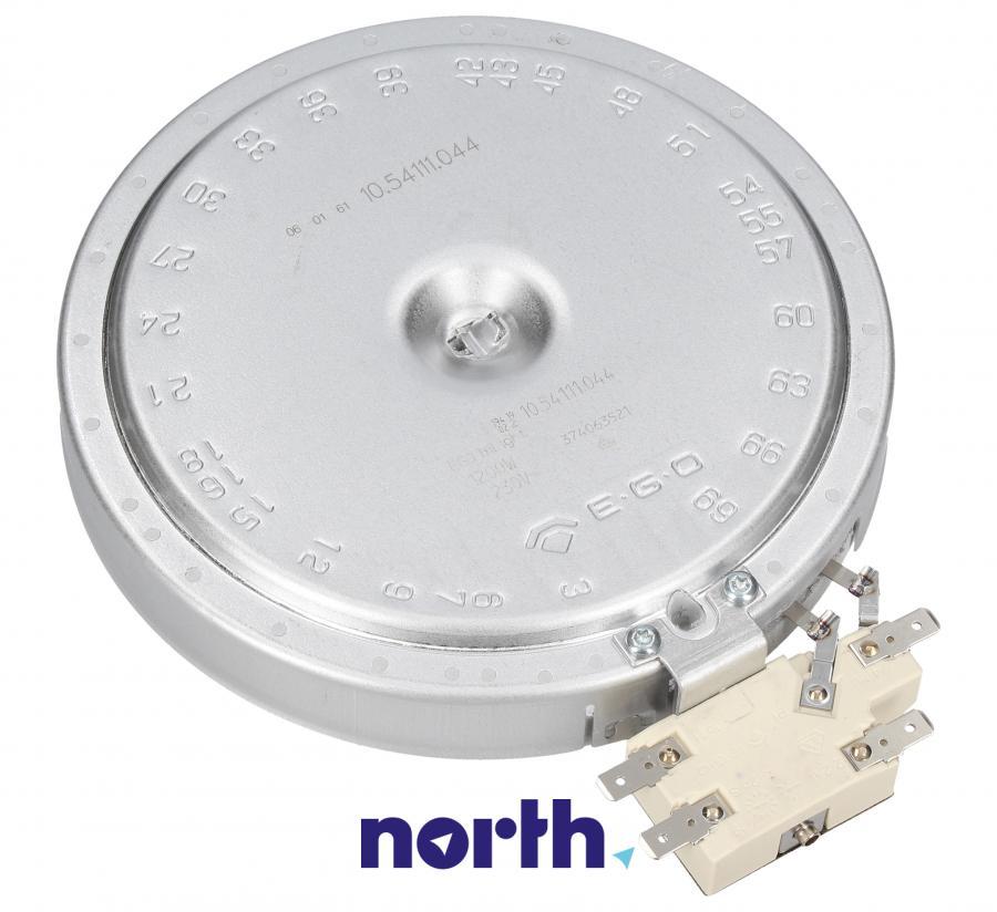 Małe pole grzejne do płyty grzewczej Electrolux 3740635218,1