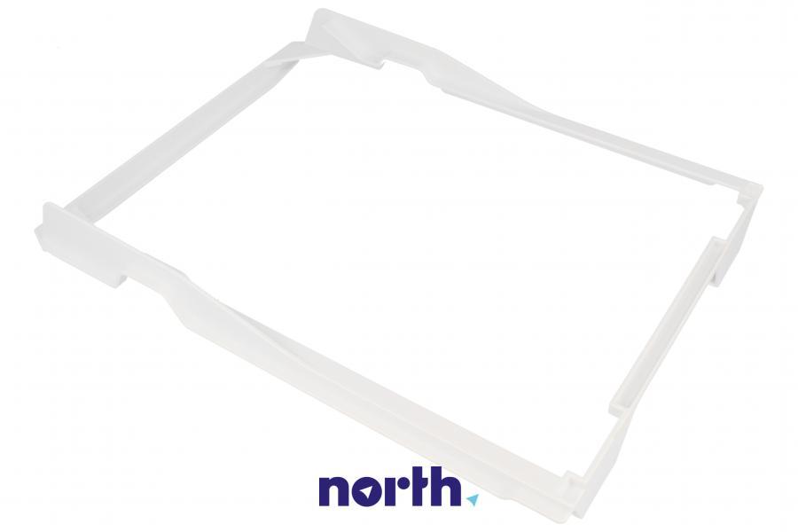 Ramka chillera / pojemnika świeżości do komory chłodziarki do lodówki Bosch 00447512,0