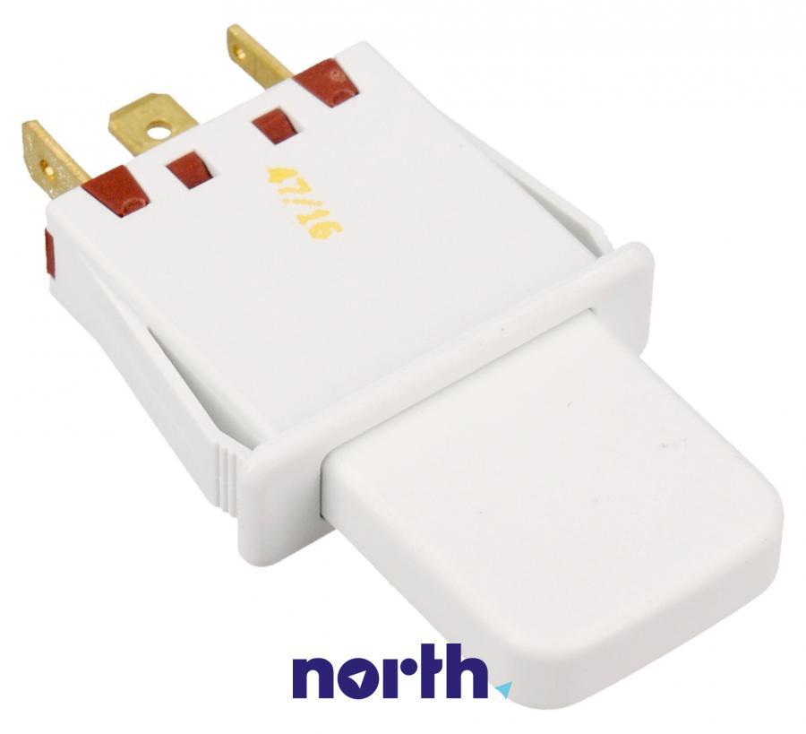 Wyłącznik/włącznik światła do lodówki Bosch 00607217,0