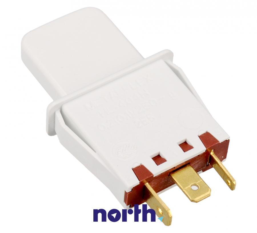 Wyłącznik/włącznik światła do lodówki Bosch 00607217,1