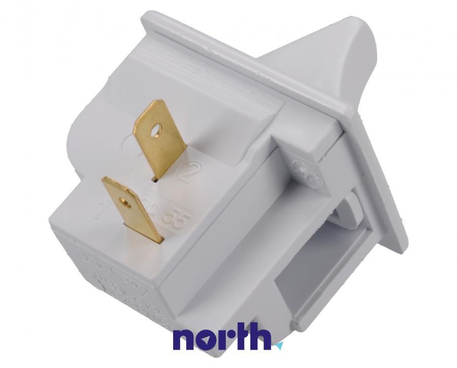 Wyłącznik/włącznik światła do lodówki Beko 4094880285,1