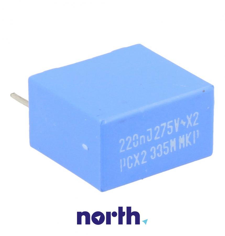 Kondensator impulsowy 220nF/275V 759550949300,2