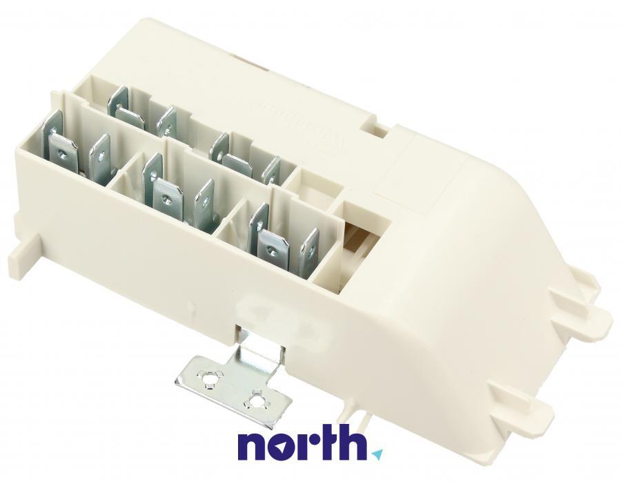 Kostka przyłączeniowa kabla zasilającego do płyty ceramicznej Whirlpool 481229068293,0