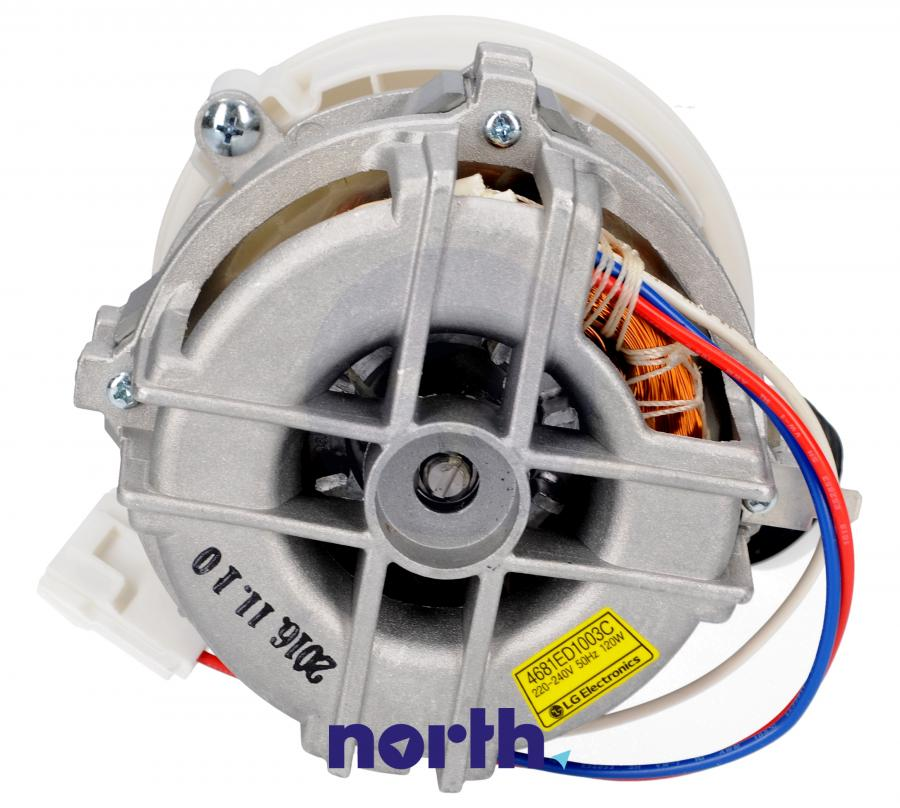 Pompa myjąca z turbiną do zmywarki LG 5859DD9001A,3