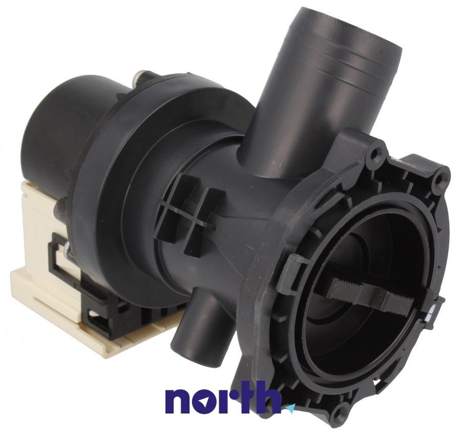 Pompa odpływowa kompletna (silnik + obudowa) do pralki Whirlpool 482000022889,0
