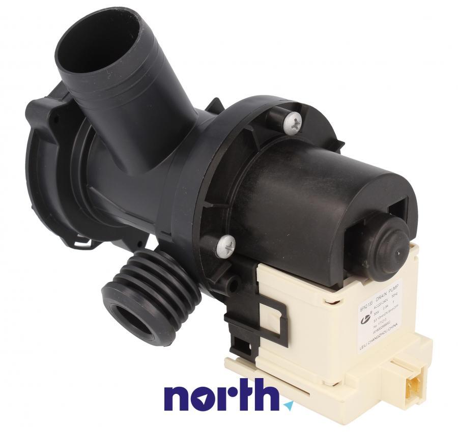 Pompa odpływowa kompletna (silnik + obudowa) do pralki Whirlpool 482000022889,1