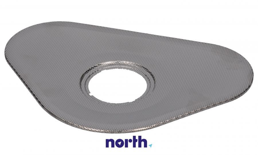 Filtr metalowy płaski do zmywarki Indesit 482000029987,0