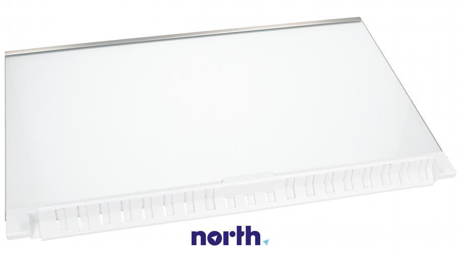 Półka szklana z ramkami do komory chłodziarki do lodówki Siemens 00448569,0
