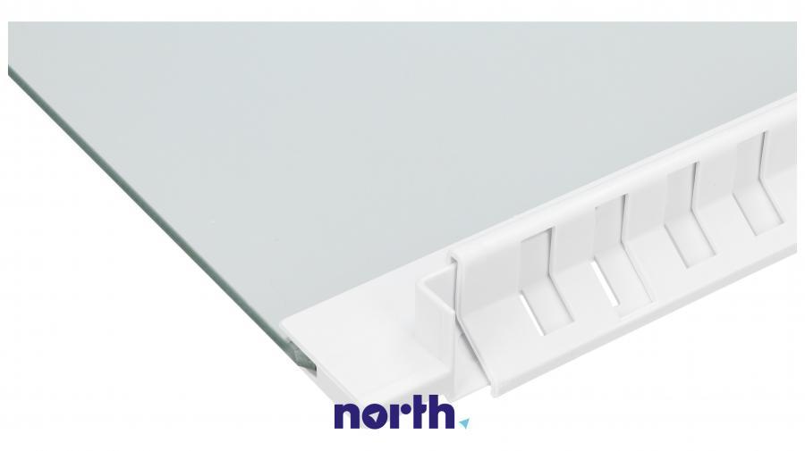 Półka szklana z ramkami do komory chłodziarki do lodówki Siemens 00448569,2