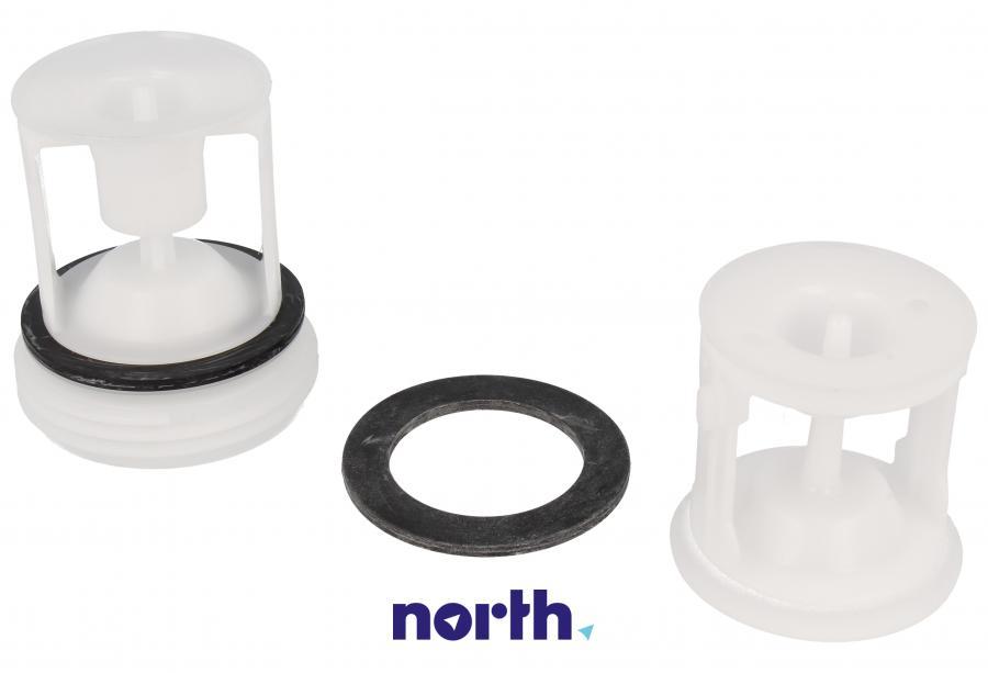 Filtr pompy odpływowej do pralki Indesit 482000022946,1