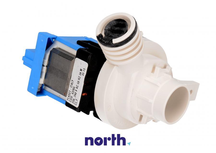 Pompa odpływowa do zmywarki Smeg 792970141,0