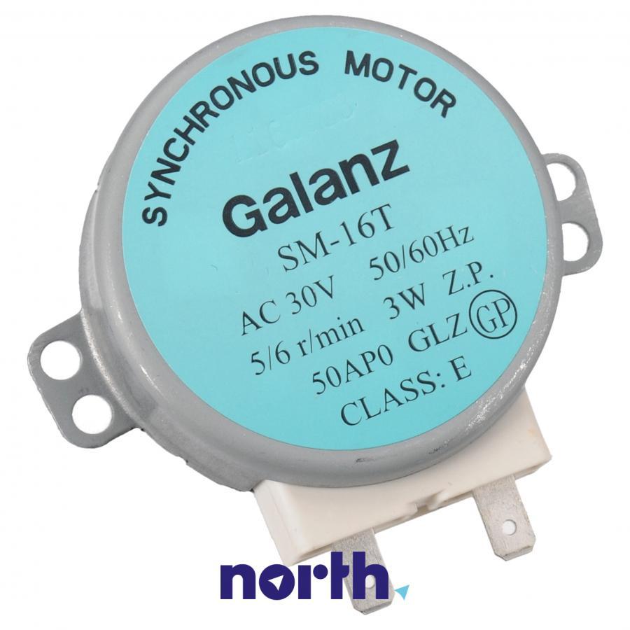 Silnik napędowy talerza do mikrofalówki Gorenje 264468,1