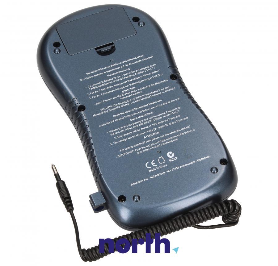 Tester baterii Ansmann 4000392,4