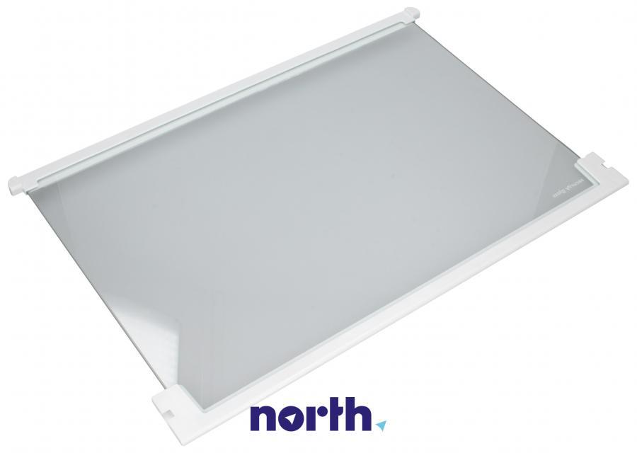 Półka szklana z ramkami do komory chłodziarki do lodówki Zanussi 2251374357,0