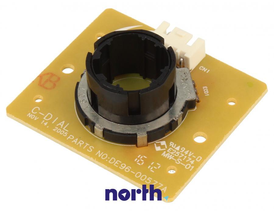 Przełącznik funkcji (impulsowy) do piekarnika Samsung DE9600577A,0