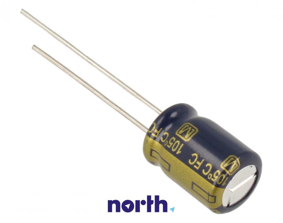 47uF | 63V Kondensator elektrolityczny 105°C EEUFC1J470 11.5mm/8mm,1