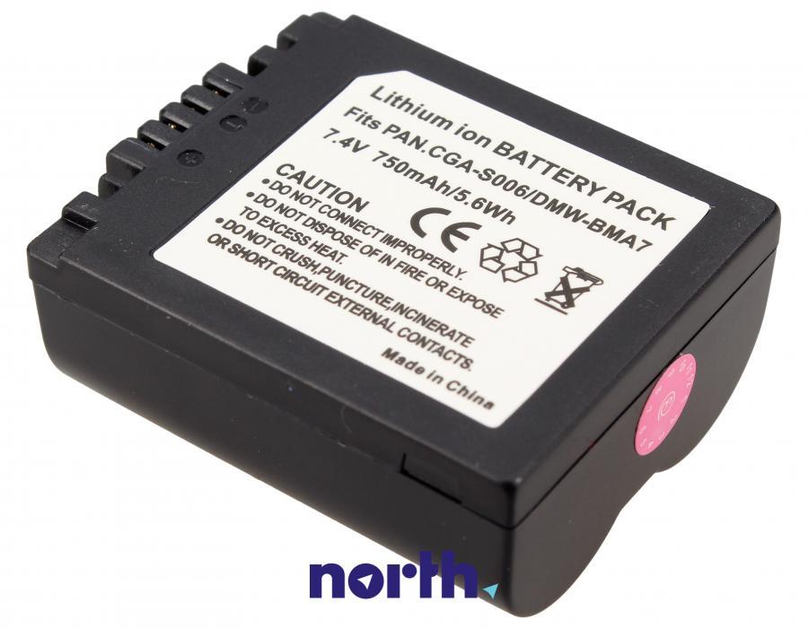 Akumulator do aparatu fotograficznego Panasonic DIGCA74014,1