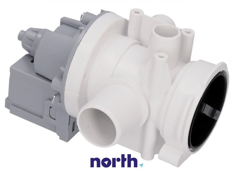 Pompa odpływowa kompletna (silnik + obudowa) do pralki Samsung za DC9011110K,0