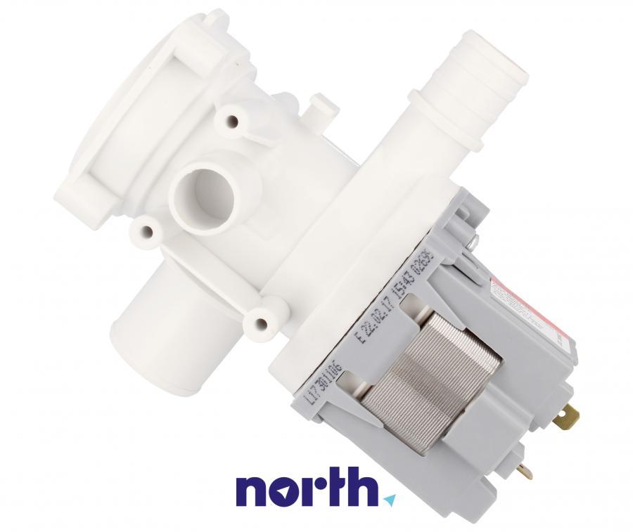 Pompa odpływowa kompletna (silnik + obudowa) do pralki Samsung za DC9011110K,4