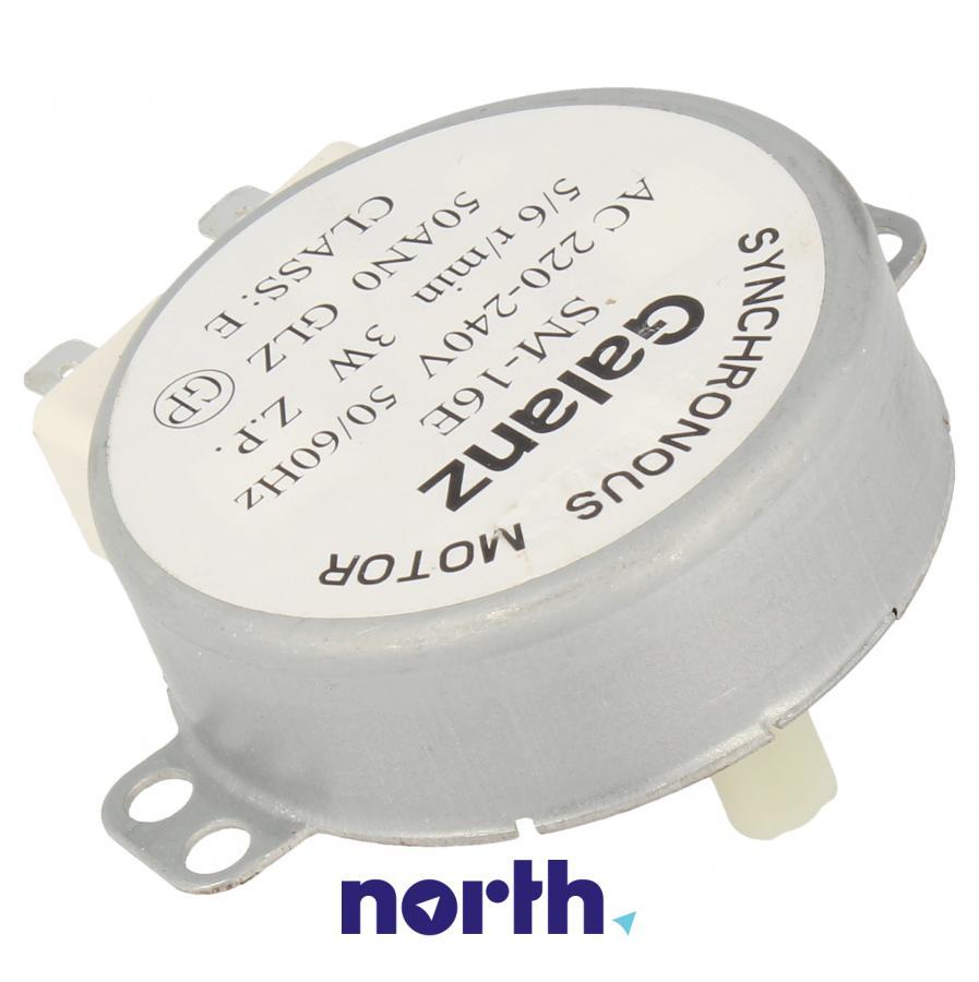 Silnik napędowy talerza do mikrofalówki Gorenje 295351,1