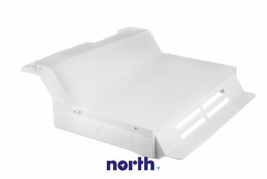 Pokrywa parownika z grzałką rozmrażającą do lodówki Bosch 00660764,1
