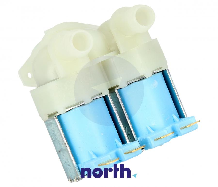 Elektrozawór podwójny (dwudrożny) do pralki Beko 2901250100,1