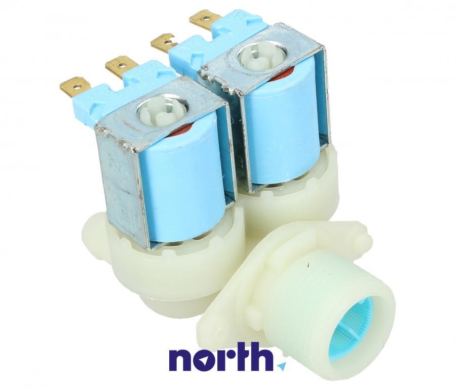 Elektrozawór podwójny (dwudrożny) do pralki Beko 2901250100,2