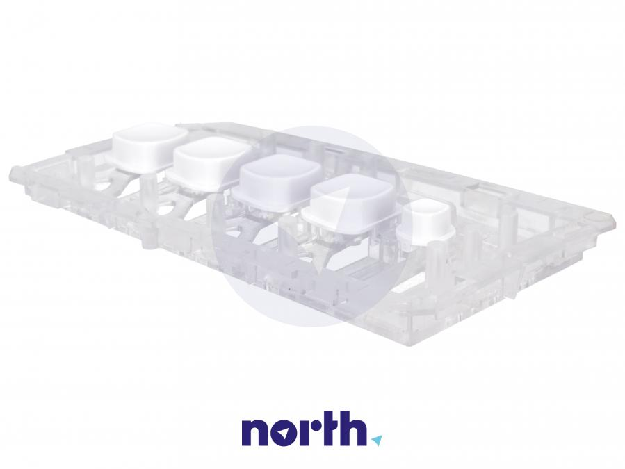 Przyciski panelu sterowania do pralki Beko 2867700100,2