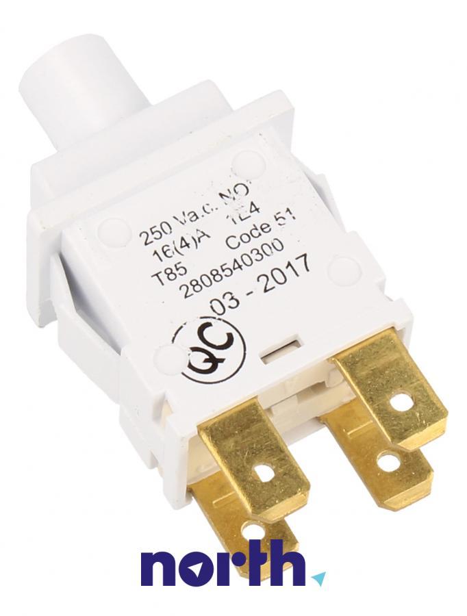 Włącznik sieciowy do pralki Beko 2808540300,0