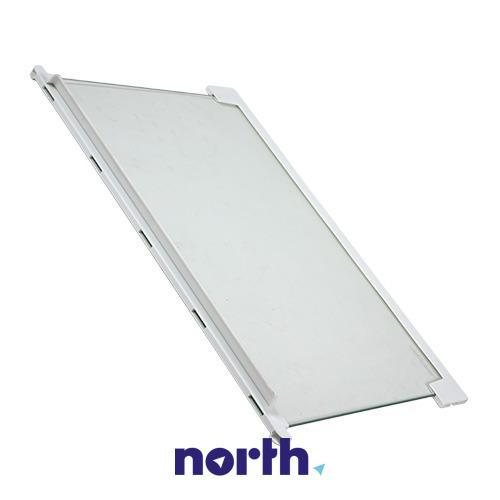 Półka szklana z ramkami do komory chłodziarki do lodówki Zanussi 2251639205,0